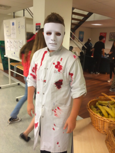 Wednesday –Halloween: Zombies sitting in a classroom, pop culture or a sophisticated metaphor?