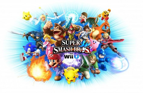 Super Smash Bros Wii. U