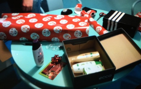 Christmas Generosity – The Shoebox Appeal