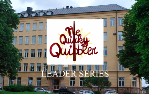 Leader Series – Mr.Osler – Whole School Principal