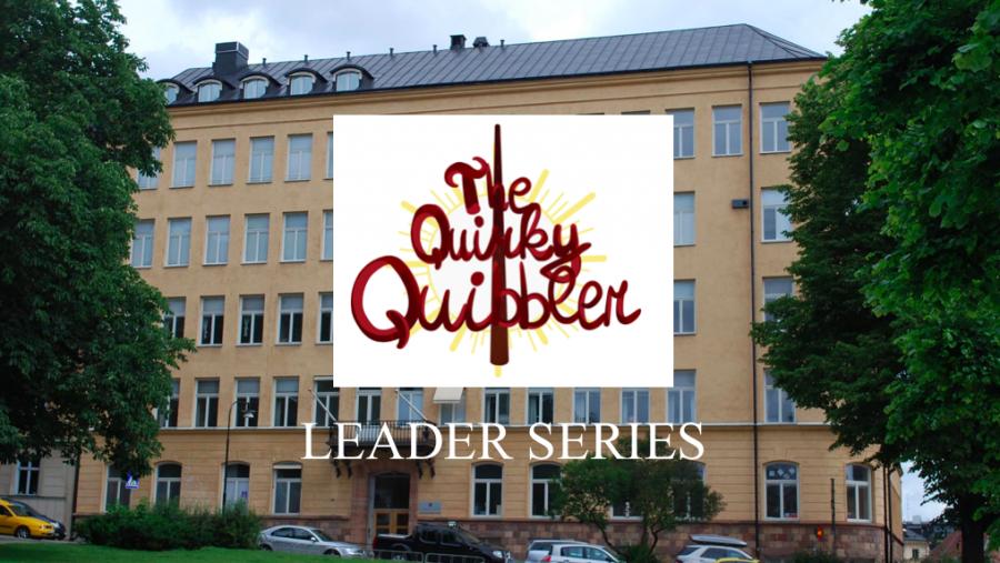 Leader Series - Mr.Osler - Whole School Principal