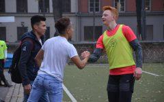 Bonding over Football