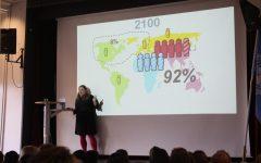 Gapminder Inspires Grades 8 and 9