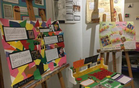 MYP Art Showcase
