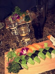 Scrumptious Sushi Just Around the Corner
