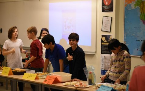 Annual Language Fair – A Success!