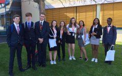 SIS students take on MUNISS in Stuttgart!