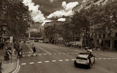 Black and white - streets Photo competition 1
