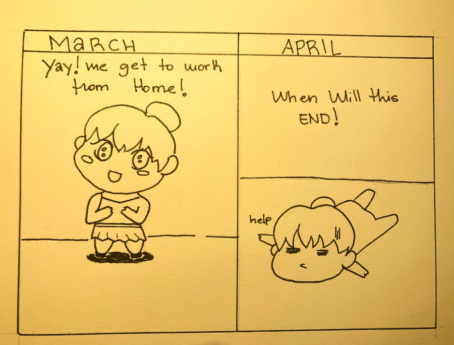 March to April