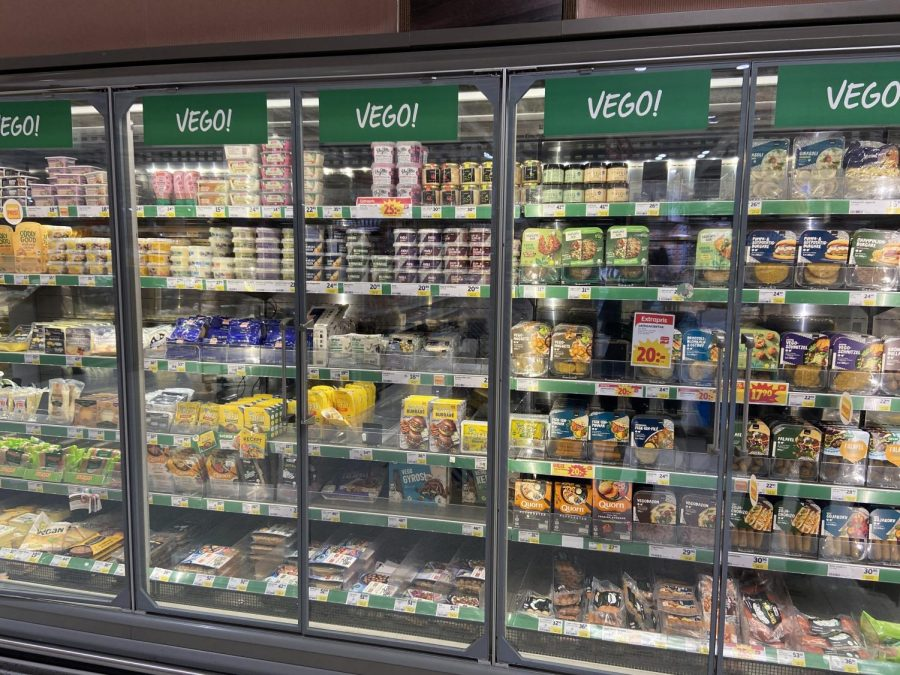 Vegan options are easy to find in your local supermarket